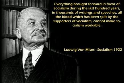 Von Mises Quote